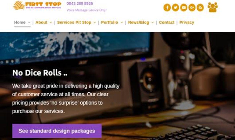 Web design & management for VCO's and enterprises